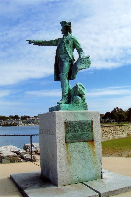 General Rochambeau Statue