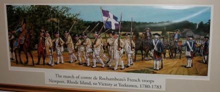 march Rochambeau