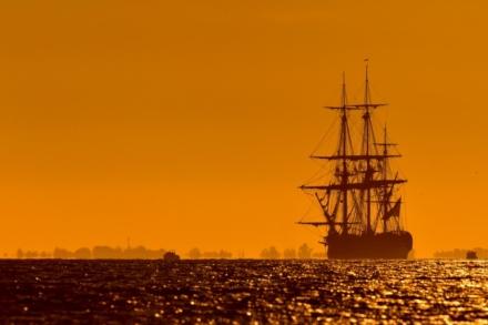 Lafyette's frigate, L'Hermione