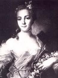 Jeanne -Terese Telles d'Acosta  de Rochambeau
