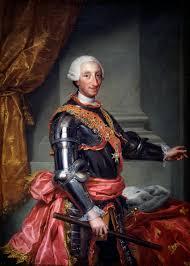 King Carlos III.
