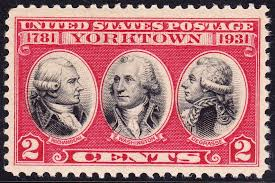 Rochambeau on stamp
